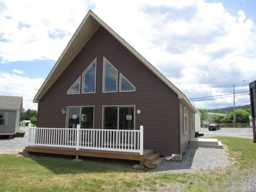 Modular vacation homes ideal for pa lake communities for Modular lake homes