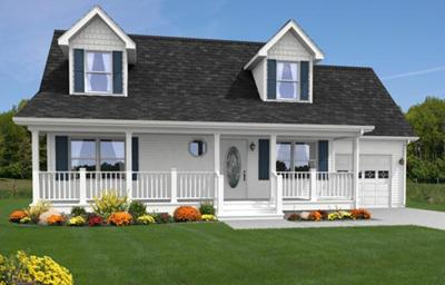 Cape Cod Modular Homes in PA For Sale
