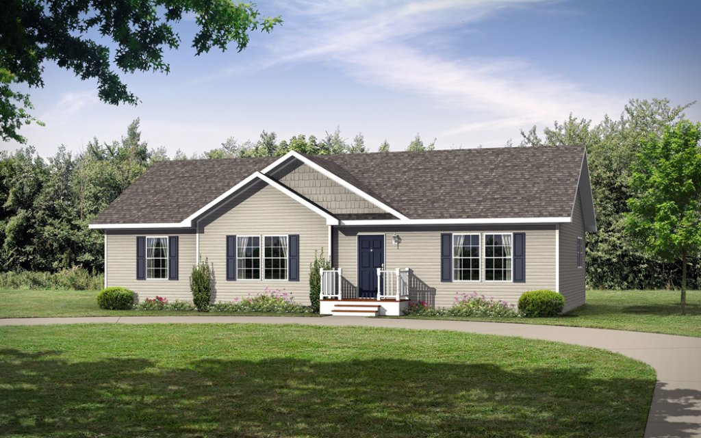 New Century Series Modular Ranch WHITLEY Featured Image