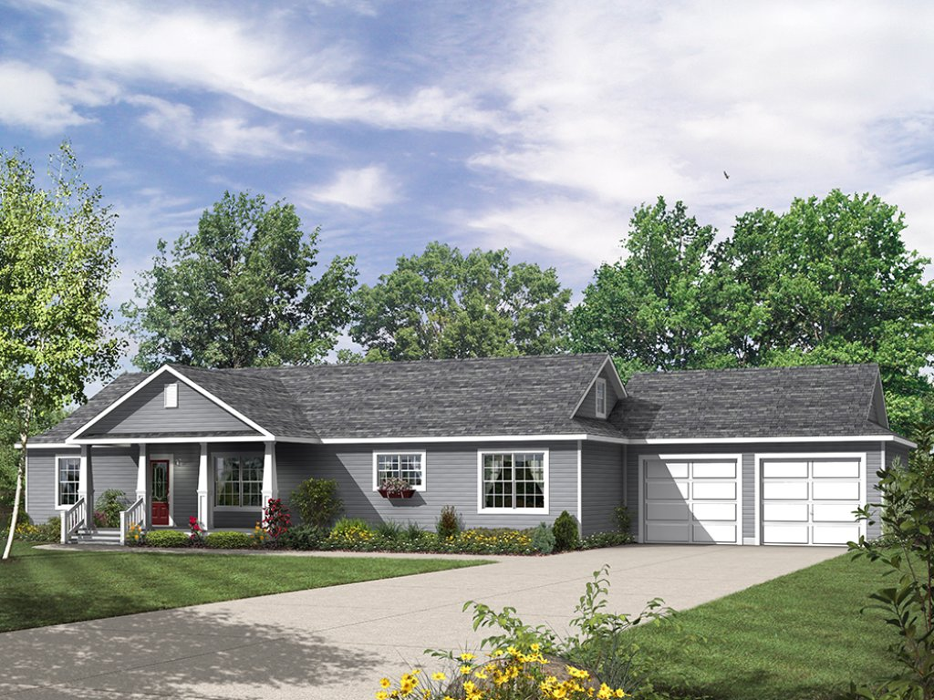 New Century Series Modular Ranch RICHLAND Featured Image