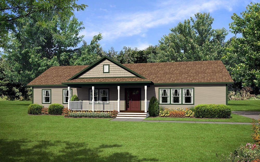 New Century Series Modular Ranch LOYOLA Featured Image