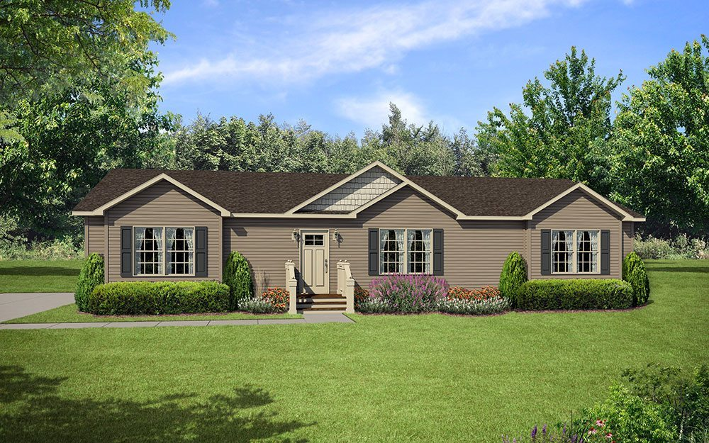 New Century Series Modular Ranch HANOVER Featured Image