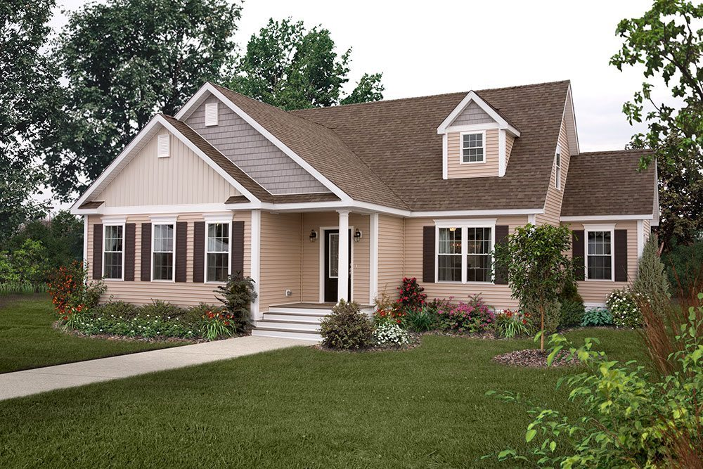 New Century Series Modular Bonus Ranch AMHERST Featured Image