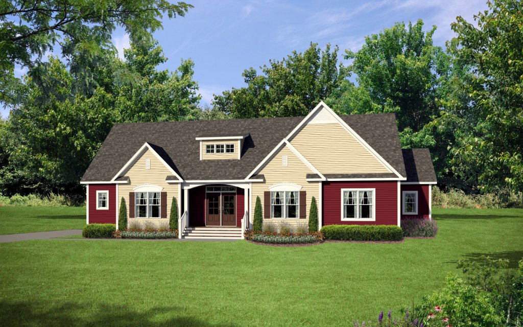 New Century Series Modular Bonus Ranch MULBERRY Featured Image
