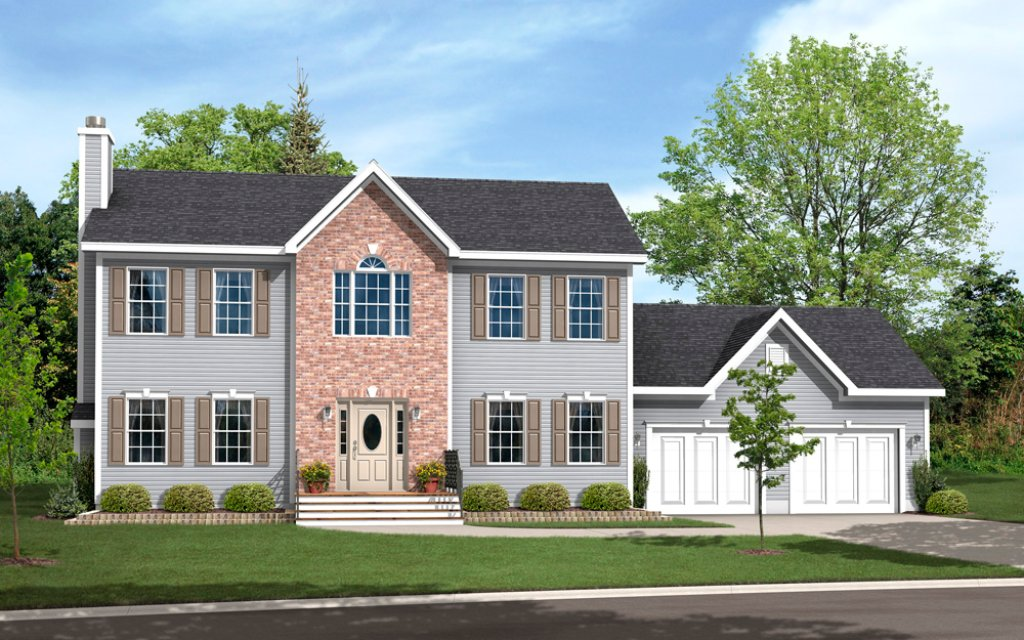 New Century Series Modular Two-Story WEATHERFORD Featured Image