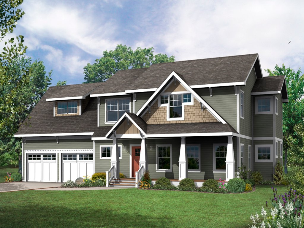 New Century Series Modular Two-Story BERKLEY Featured Image