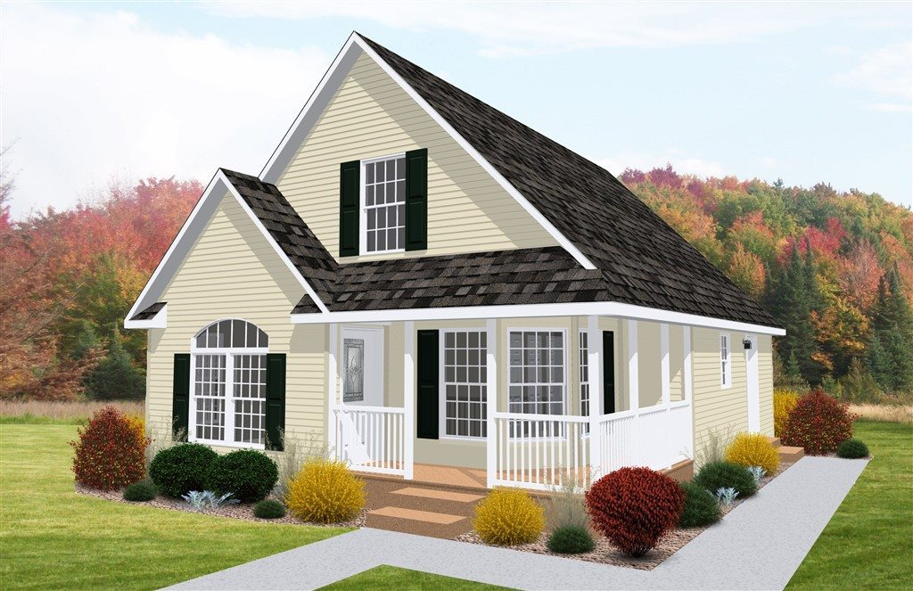 Cape cod modular homes in pa for sale for Cape cod model homes